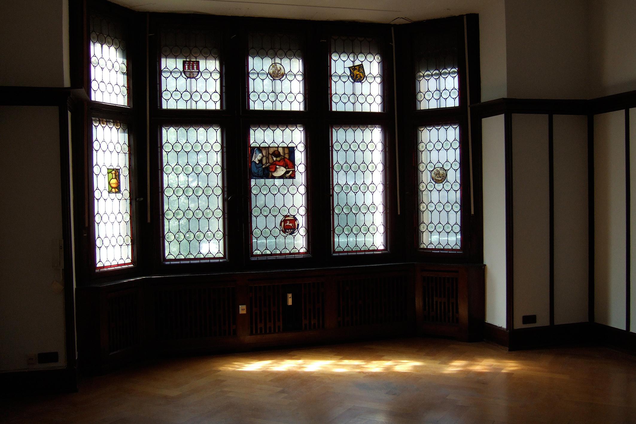 In der ehemaligen Praxis Pagenstecher, Taunusstraße 63 (2007)